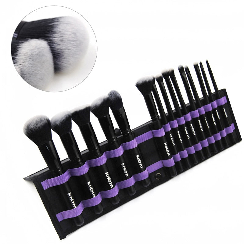 Eye Shadows Lipsticks Powder Make Up Brushes