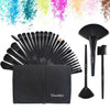 Makeup Brush Sets Foundation Eyebrow Powder Brush Case pincel maquiagem Make Up Brushes Cosmetic Bag Brushes