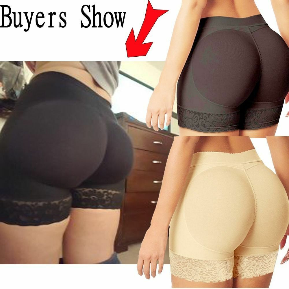 Butt Padded Panties Shapewear