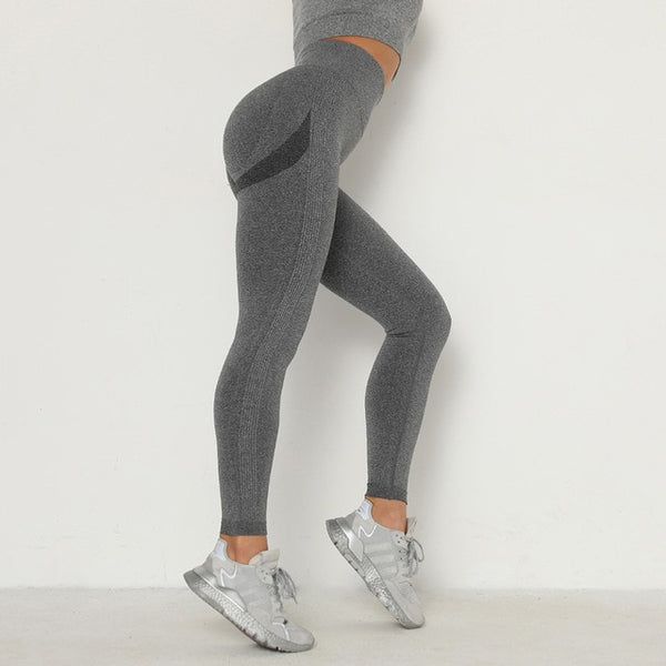 Sexy Breathable Feamle Workout Leggins Mujer