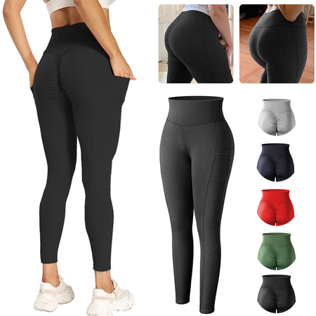 Faux Denim Leggings High Waist Fashion Slim Women Seamless Leggings