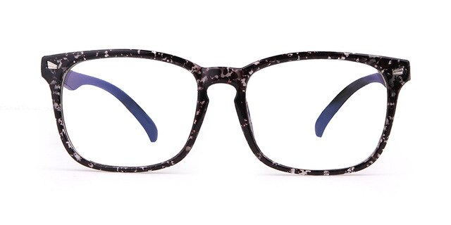 WHO CUTIE Fashion Anti Blue Light Blocking Glasses Frame Women