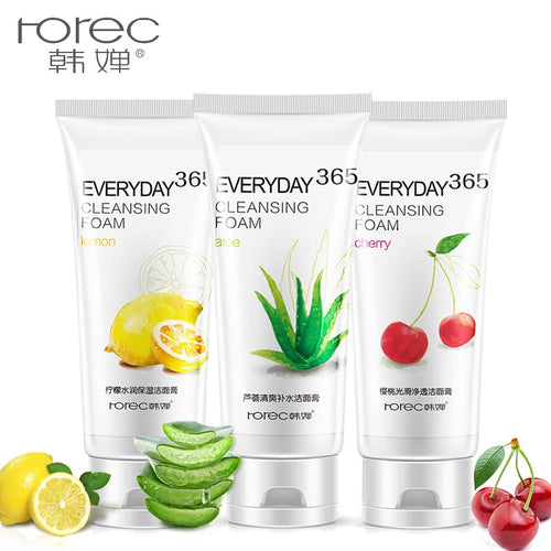 ROREC Everyday 365 Cleansing Foam (Set of 3)