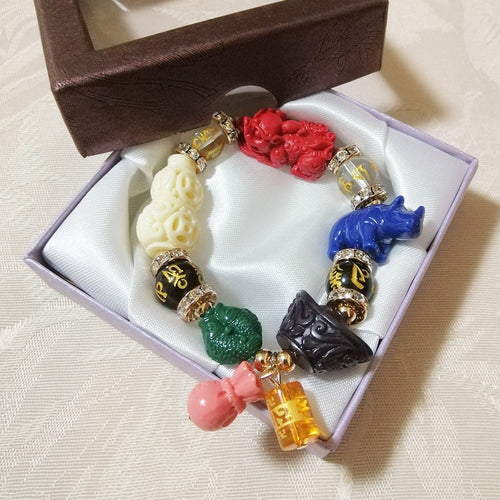 All-in-One Lucky Charm Bracelet