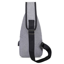 Men's Shoulder Cross Bag (with 4 Freebies)