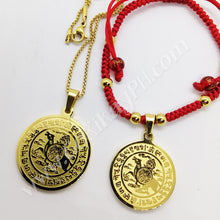 Victory Wind Horse Bracelet / Necklace Set (Gambling Talisman)