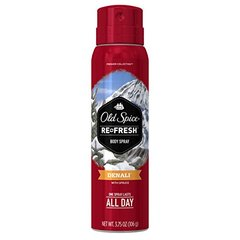 Old Spice Fresh Collection Denali Men's Body Spray 3.75 Ounce