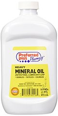 Heavy Mineral Oil,16 oz