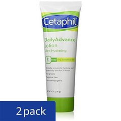 Cetaphil DailyAdvance Ultra Hydrating Lotion for Dry/Sensitive Skin 8 oz