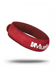 Mueller Jumper's Knee Strap Red