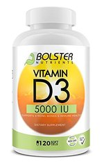 Bolster Nutrients D3 (5000 IU)
