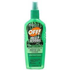 OFF! Deep Woods Off! Insect Repellent Pump 6 oz