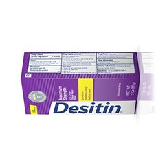 Desitin Baby Diaper Rash Maximum Strength Original Paste, 2 Oz Tube