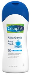Cetaphil Ultra Gentle Body Wash, Fragrance Free, 16.9 Ounce