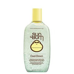 Sun Bum Cool Down Hydrating After Sun Gel, 8 oz Bottle