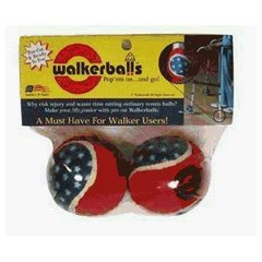 WALKER BALLS PATRIOTIC Size: ~