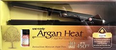 "1"" Argan Heat Ceramic Straightening Iron"