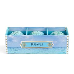 Michel Design Works Small Bath Bomb Set, Beach