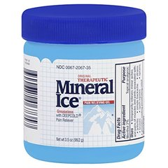 Mineral Ice Topical Analgesic, 3.5 Ounce