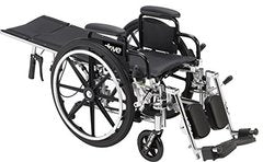 Pediatric Viper Plus Reclining Wheelchair PL414RBDDA