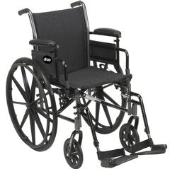 Cruiser III Wheelchair K318DFA-ELR