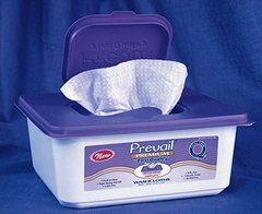 FQWW910 - First Quality Prevail Premium Cotton Washcloth Tub 12 x 8