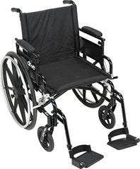 Viper Plus GT Wheelchair PLA422FBFAAR-SF