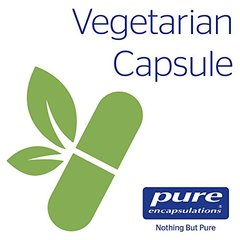Pure Encapsulations - Magnesium (Glycinate) - Supports Enzymatic and Physiological Functions* - 180