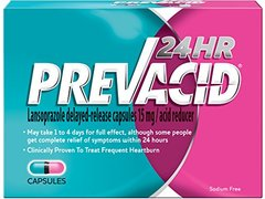 Prevacid 24HR Caps 42-Count