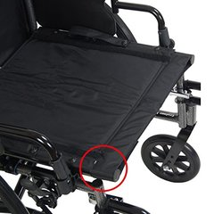 Cruiser III Wheelchair K320DDA-ELR