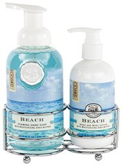 Michel Design Works Handcare lotion and soap Caddy, Beach