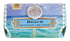 Michel Design Works 8.7-Ounce Bath Soap Bar, Beach, Large