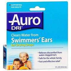 Auro-Dri Ear Water-Drying Aid 1 oz