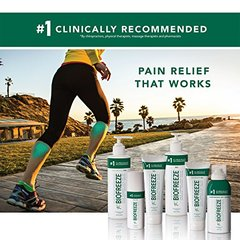 Biofreeze Pain Reliever Gel
