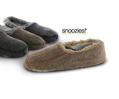 MEN'S SNOOZIE SLIPPERS