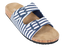 TIDEWATER UPTOWN: VENICE NAVY SANDAL