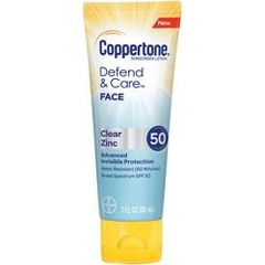 Coppertone Defend & Care for Face Spf 50