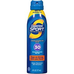 Coppertone Sport Spray Spf 30