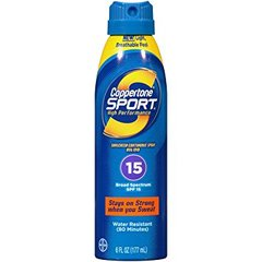 Coppertone Sport Spf 15 Spray