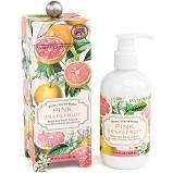 MICHEL DESIGNS PINK GRAPEFRUIT HAND AND BODY LOTION