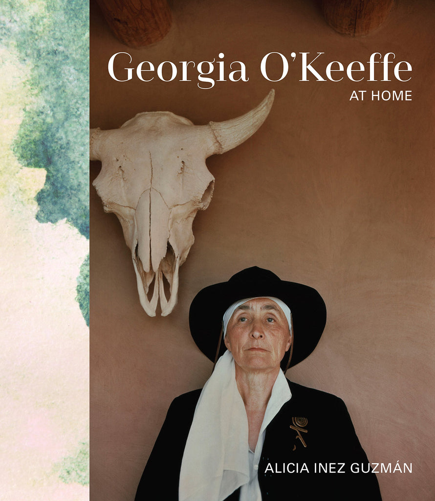 Georgia O'Keeffe at Home by Alicia Inez Guzman