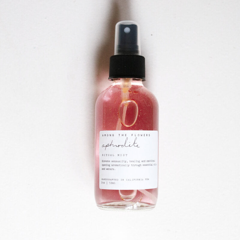 Aphrodite Ritual Mist by Among the Flowers