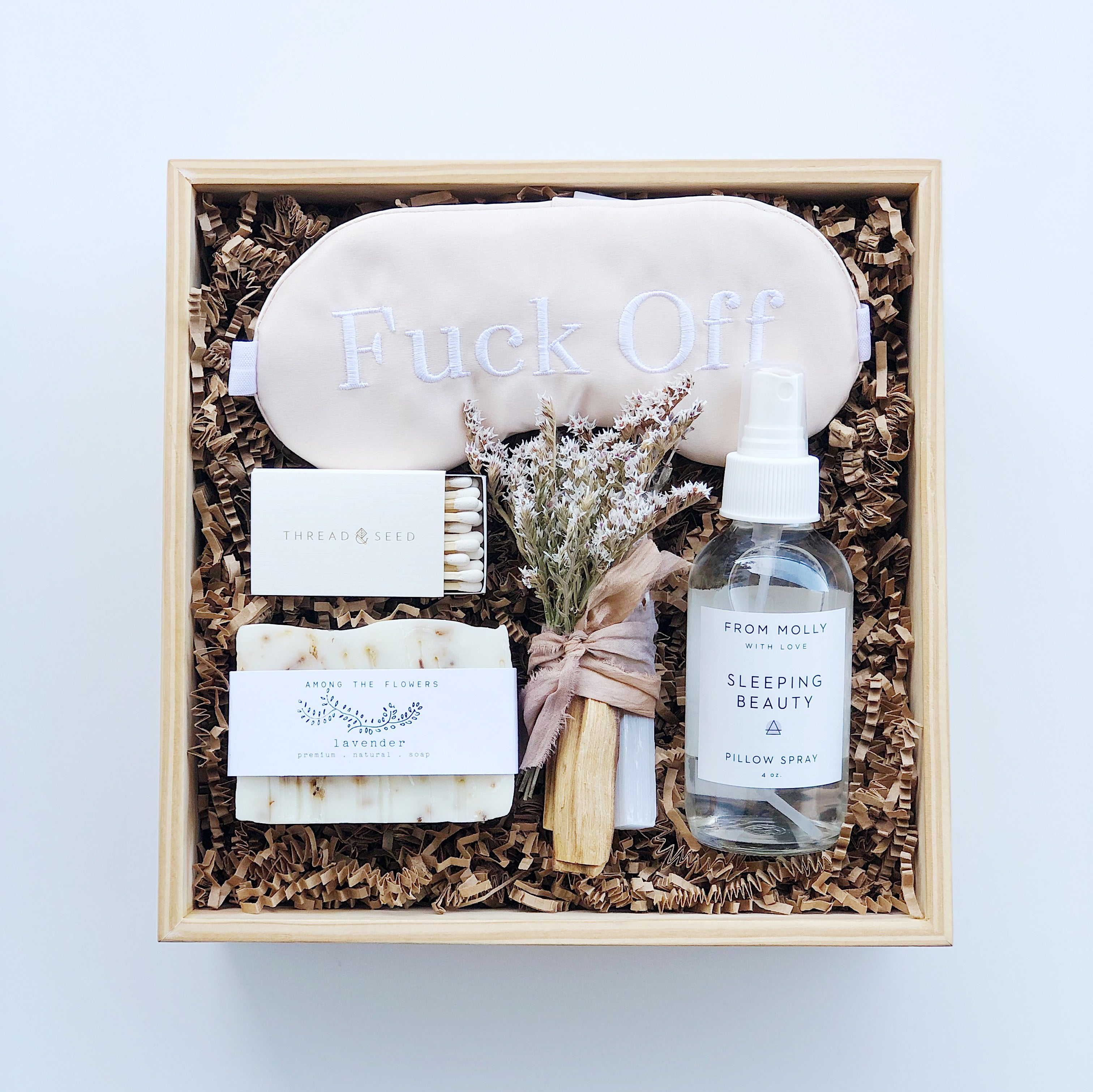 The Sleeping Beauty Box