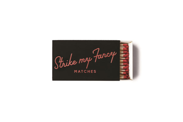 The 'Strike My Fancy' Matchbox