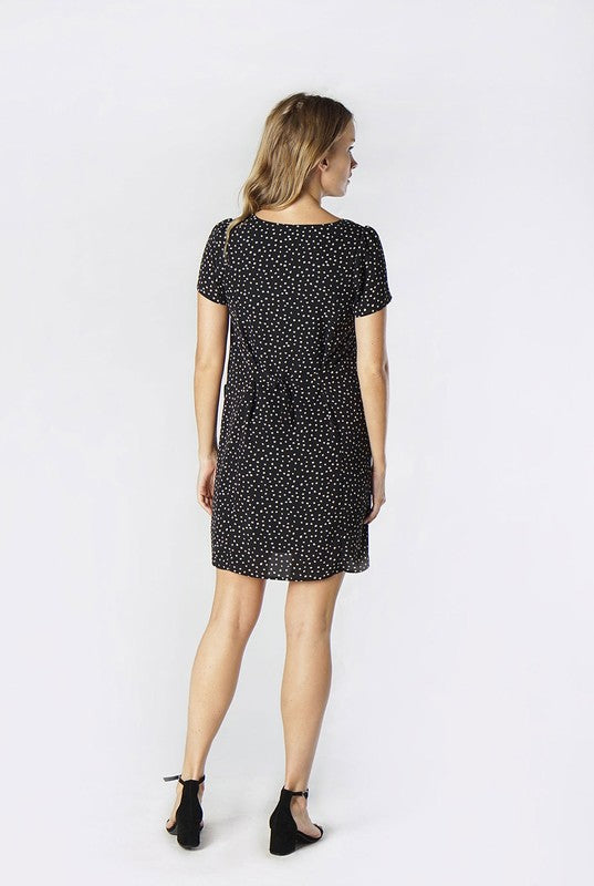 The Stella Polka Dot Dress