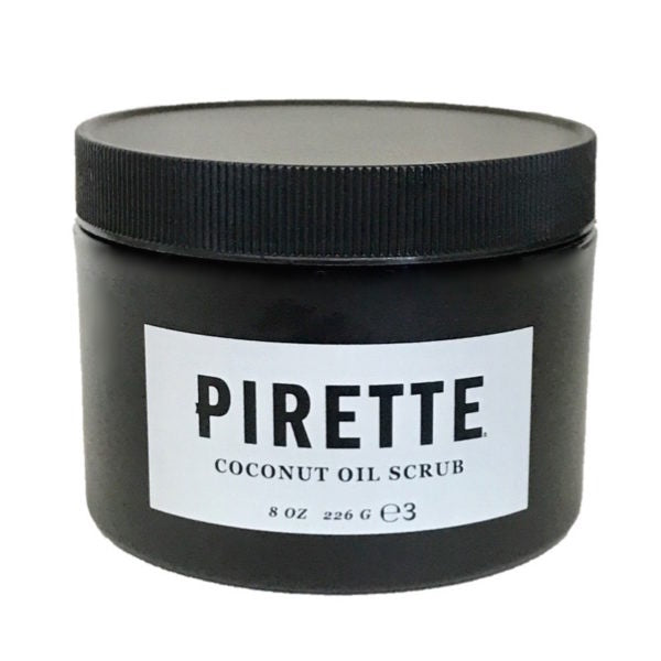 Coconut Oil Scrub by Pirette
