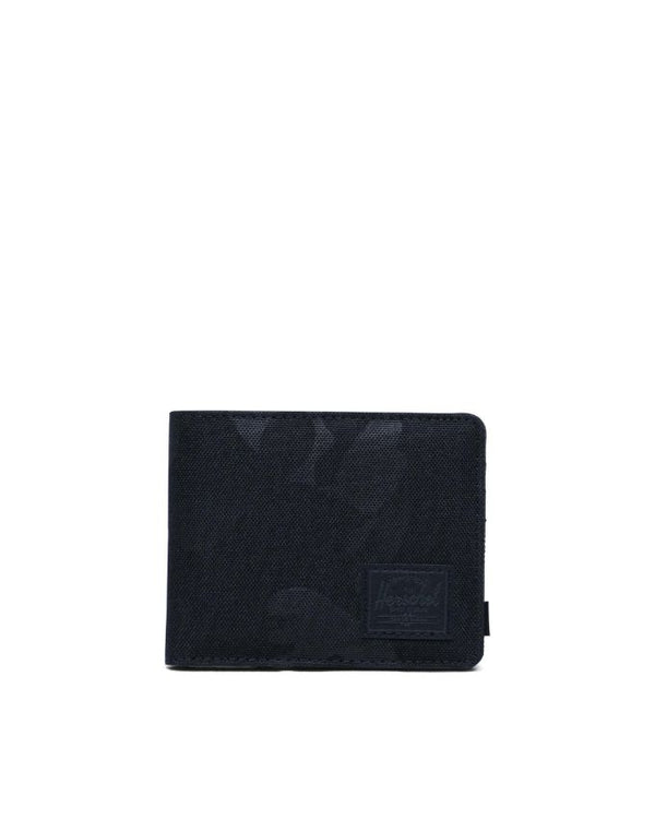 Roy Black/Tonal Camo Wallet Delta by Herschel Supply Co.