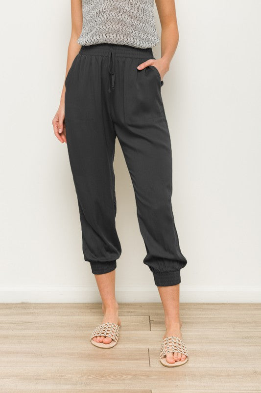 The Farren Cropped Joggers