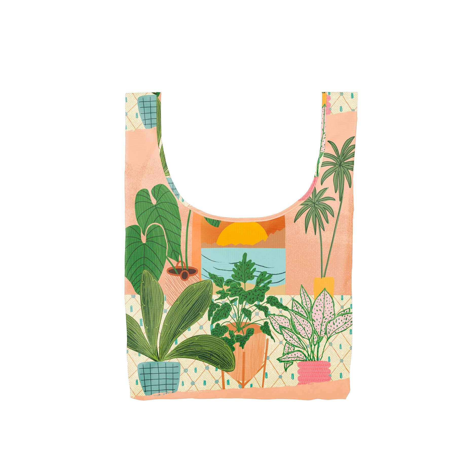 The Golden Hour Reusable Bag by Talking out of Turn