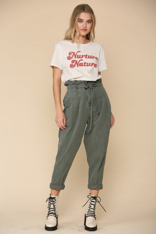 The Nurture Nature Vintage Wash Tee